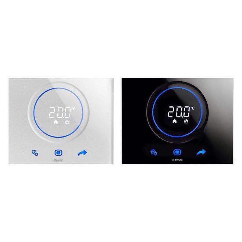 gewiss ice thermostat ترموستات هوشمند آموزش ترموستات هوشمند لمسی 51819 11189472