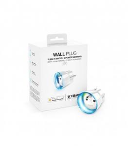 wall plug هوشمند سازی هوشمند سازی fibaro wall plug homekit type e fgbwhwpe 102 263x300