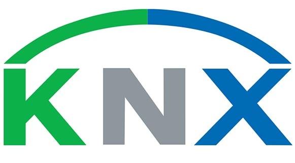 خانه هوشمند خانه هوشمند در بستر KNX knx logo 581x321